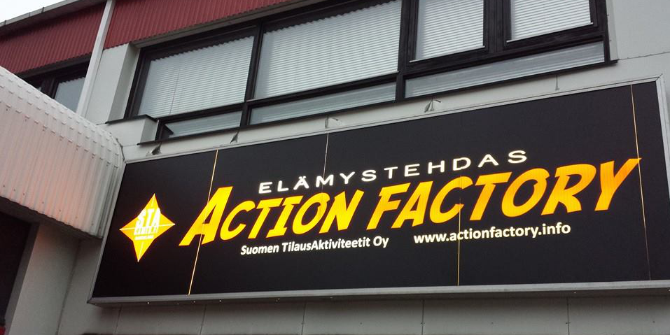 Action Factory Games