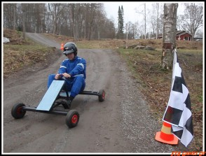 FORMULA DOWNHILL / PUSHCAR RACING